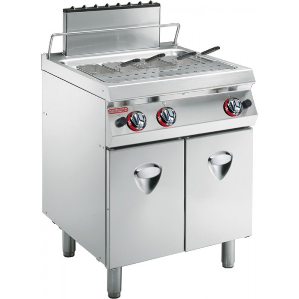 GAS PASTA COOKER 1 WELL 40 L- Angelo Po - 1G1CP1G