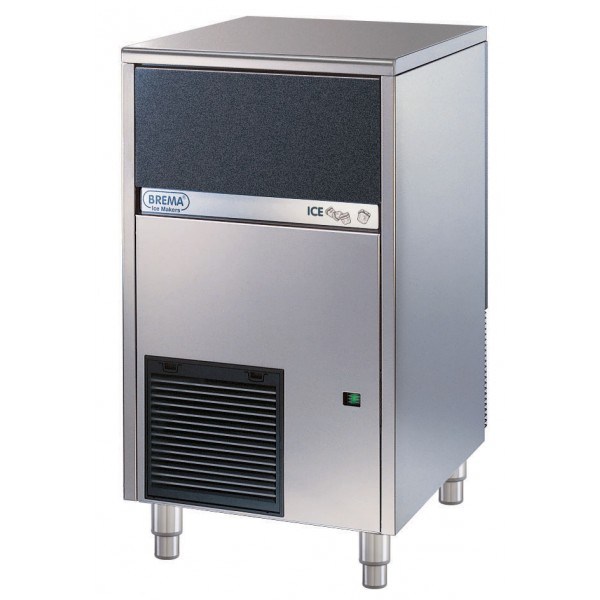 Self-contained ice maker - Sprayer system - 47 kg/24h- Brema - СВ 425
