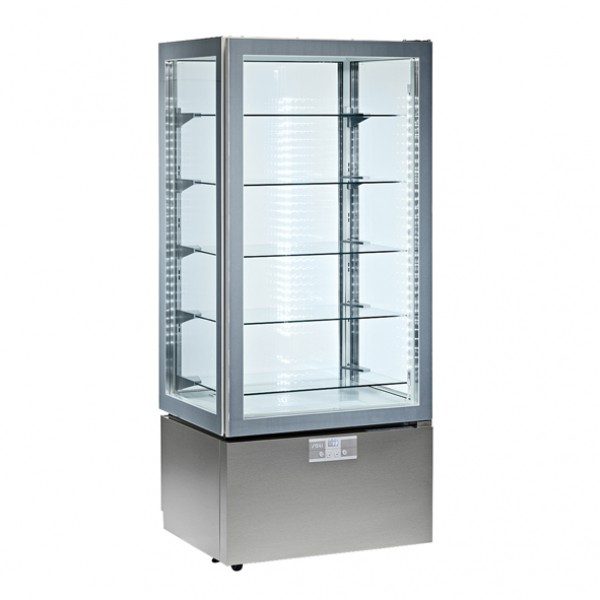 UPRIGHT DISPLAY UNIT+14/+16°C, LOWER ANTI-FING.ST. - Sagi - KC8Q
