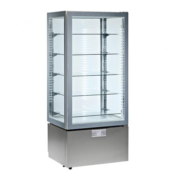 Хладилна витрина Sagi, вентилирана  +14°С/+16°С, Luxor - KC8Q