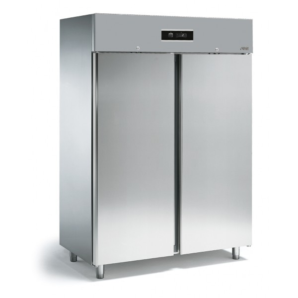 Refrigerator-Depth 73,5cm-AISI 304-Freezy New - Sagi - FD130T