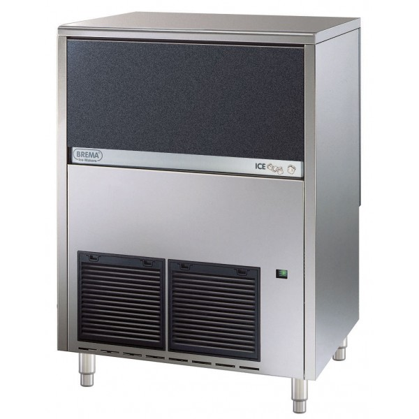 Self-contained ice maker - Sprayer system - 67 kg/24h- Brema - СВ 640