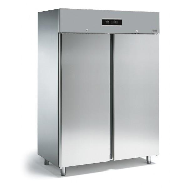 Хладилник Sagi, нискотемпературен , 2 врати (1 камера, 1 компресор), 1106 л., GN 2/1  - FD130BT