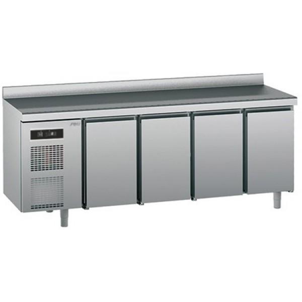 Хладилна шкаф-маса  Sagi  с  4 врати- среднотемпературна -GN1/1 - KUECA