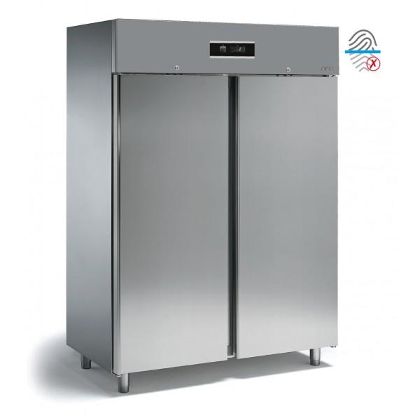 Хладилник Sagi, среднотемпературен,  2 врати (1 камера, 1 компресор), 1180 л., GN 2/1 - HD150T