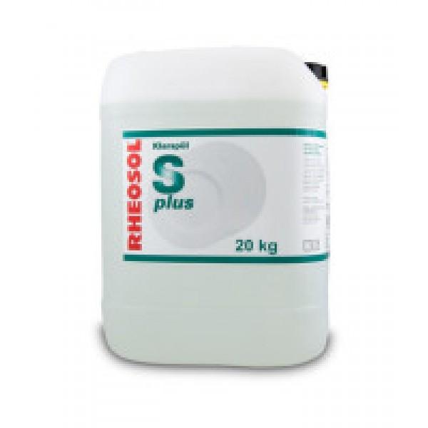 Измиващ  препарат за професионални съдомиялни машини Rheosol ,  Klarspul S plus  - 20кг.